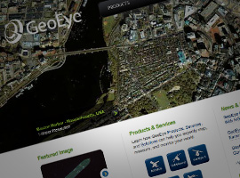 GeoEye Corporate Website.